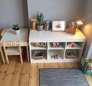 montessori detska izba