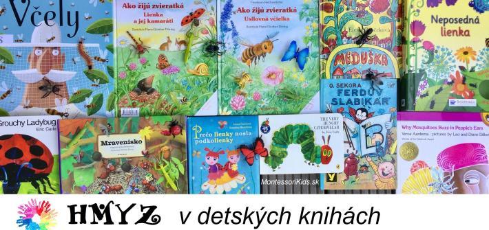 Hmyz, knihy