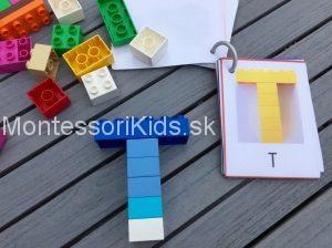 Lego abeceda