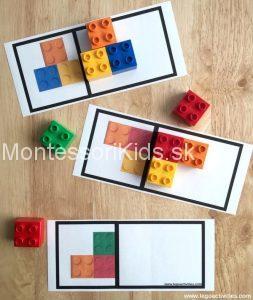 Lego symetria
