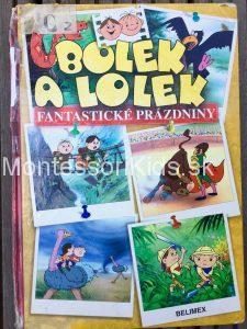 Bolek a Lolek: Fantastické prázdniny