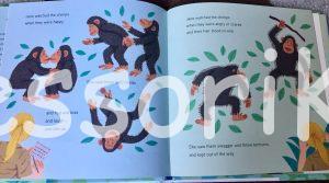 Zvieratá v montessori knihách