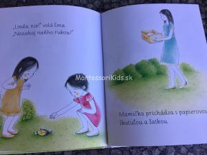 Moje malé príbehy Montessori Zranený vtáčik