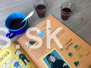 Montessori zmyslová výchova čokoláda