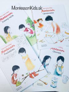 Knihy pre začínajúcich čitateľov