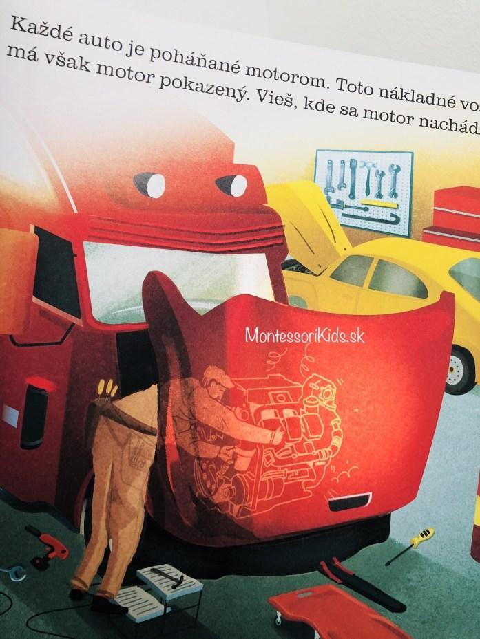 Knihy o autách