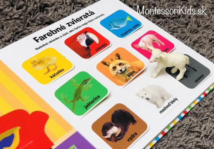 Tipy na montessori knižky