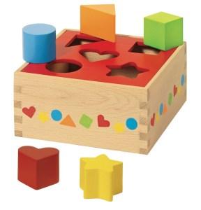Montessori vianočné darčeky