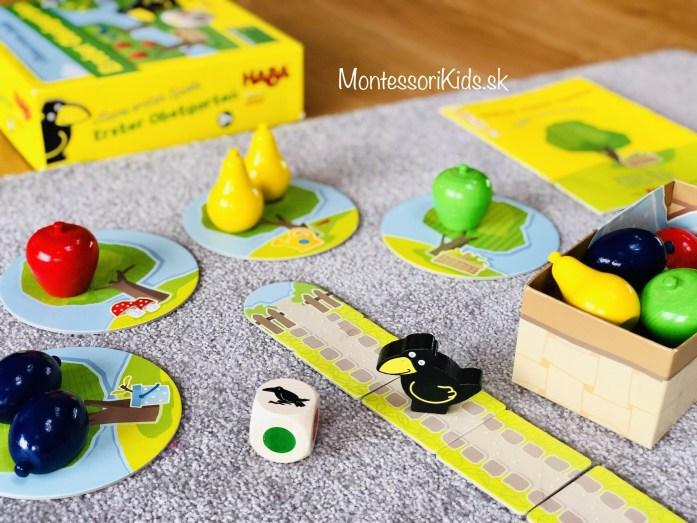 Kooperatívne hry pre najmenších