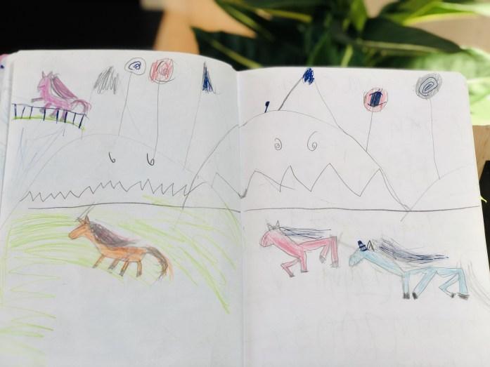 Škola v prírode, denník
