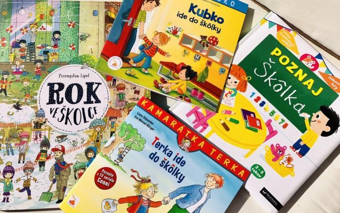 Príprava na škôlku, detské knihy