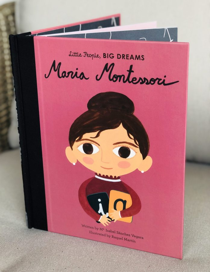 Maria Montessori - Little People Big Dreams