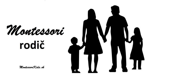 Montessori rodič