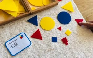 Kruhy, štvorce, trouholníky