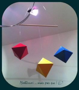 Mobile octaèdre