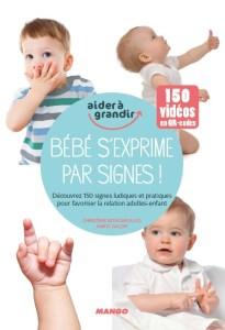 Bébé s'exprime par signes