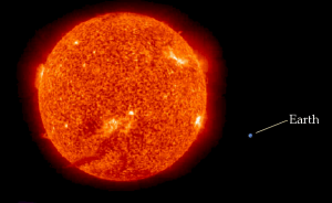 Earth-Compared-To-Sun-Size-1