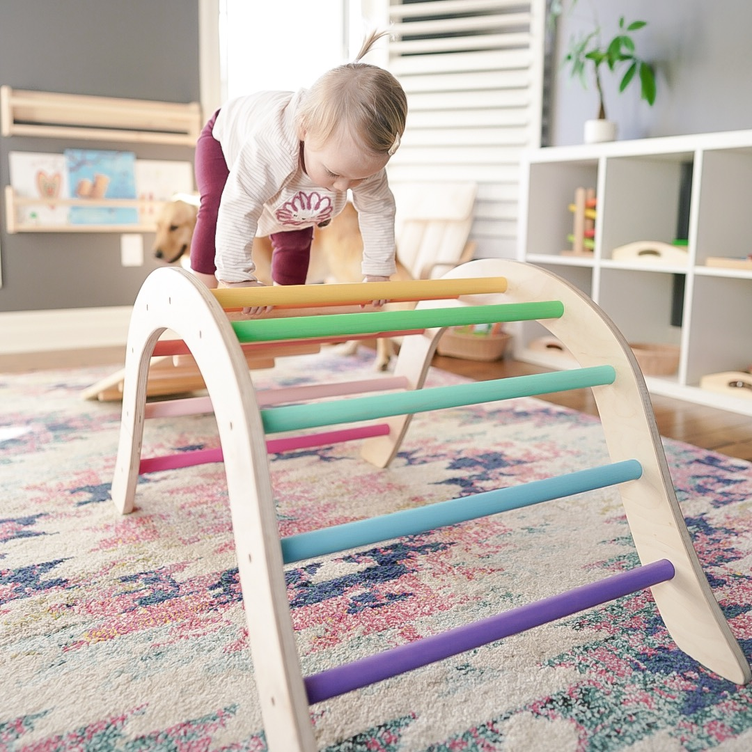 9 Gross Motor Activities For Toddlers