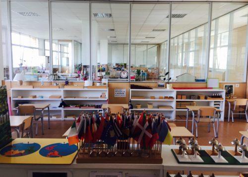 Ambiente preparado: um tour a uma escola Montessori