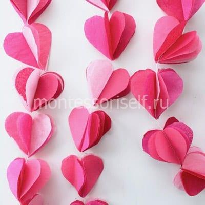 Mặt dây chuyền trái tim nhiều lớp