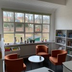 Skolans mysiga bibliotek