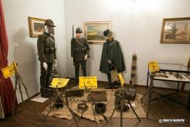 """Un frammento della mostra """"montevarchi va Alla Fronte"""", organizzata da Pro Loco all'interno dei suggestivi saloni del Circolo Stanze Ulivieri"""