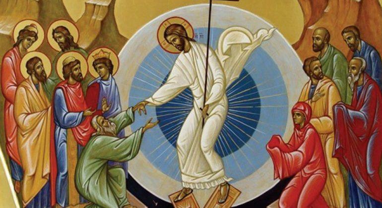 ORARUL SLUJBELOR IN SÂPTÂMÂNA PATIMILOR ȘI LUMINATÂ