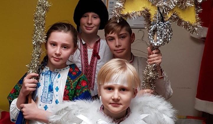 La fête des enfants
