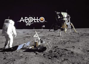 Moon landing from 6-20-1969 with Buzz Aldrin