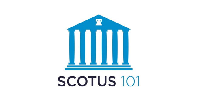 SCOTUS 101 logo