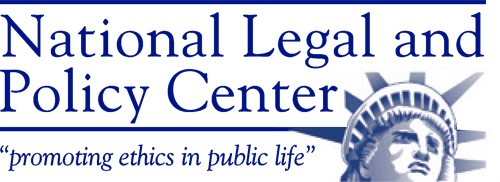 National Legal and Policy Center logo
