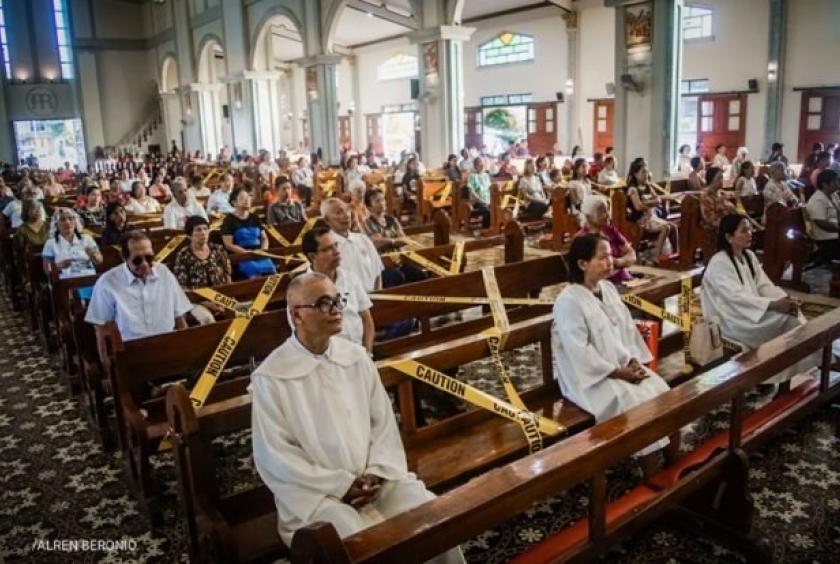 Will DOJ File On Maryland Religious Freedom COVID-19 Case?