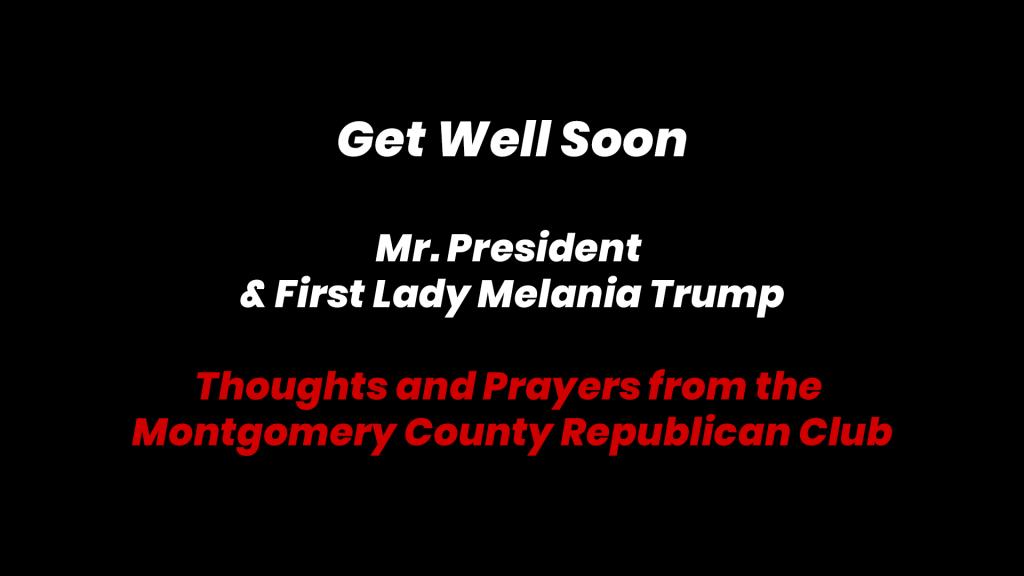Get well Mr. President