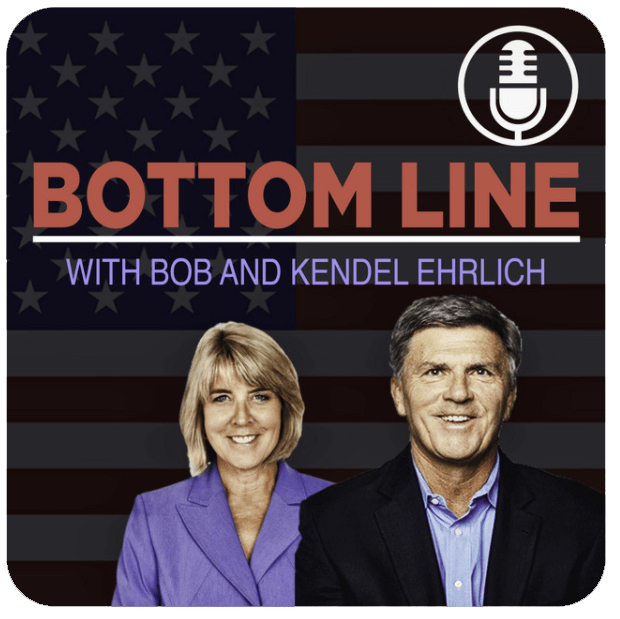 Podcast Bottom Line with Bob and Kendel Ehrlich