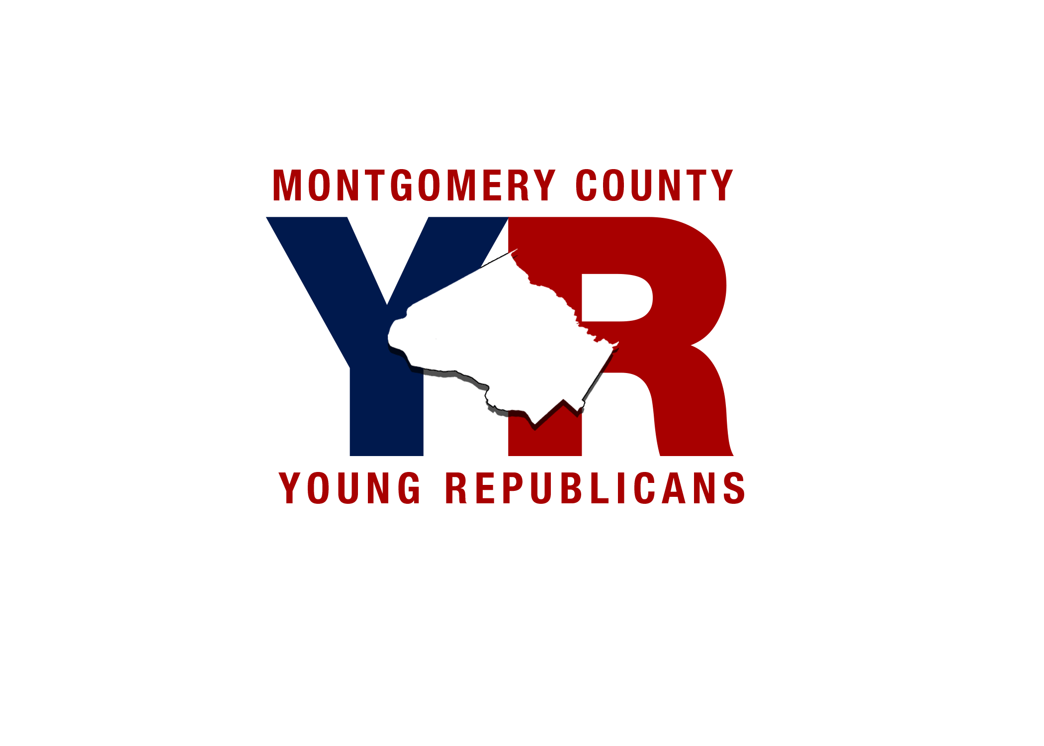 Logo for the Montgomery County young Republicans