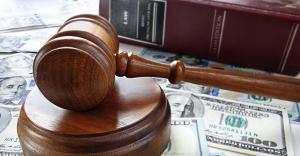 Gavel Money Law Book