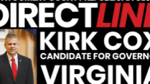 Kirk Cox, Candidate for Governor - VA