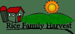 Rice Family Harvest