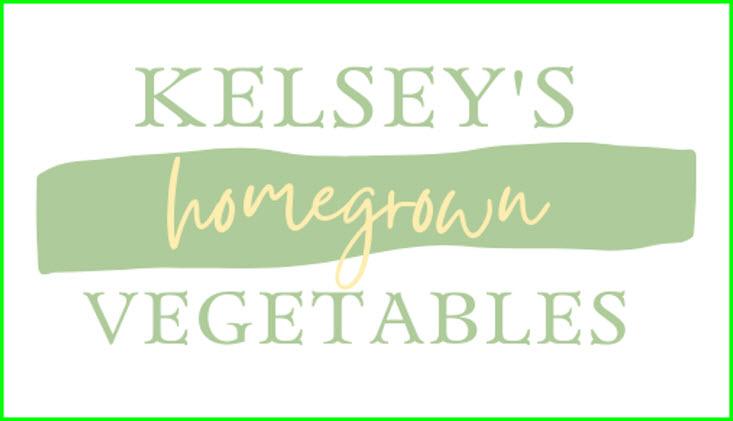 Kelsey's Homegrown Vegetables