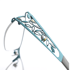 ProDesign brand eyewear at Montgomery Vision Care...of course!