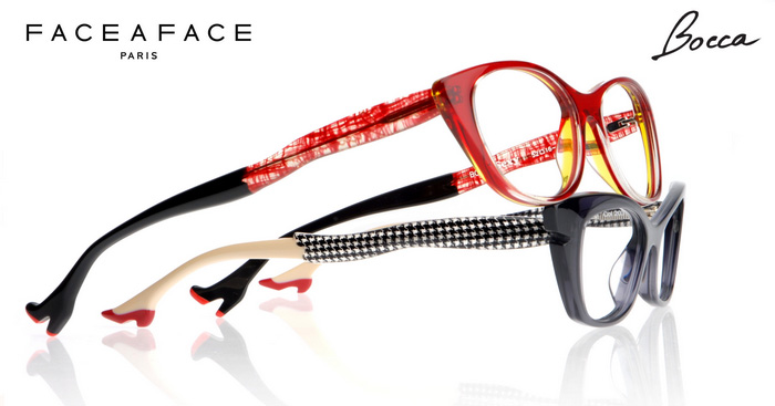 New Face a Face Eyewear!