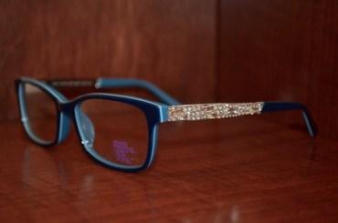 Jimmy Crystal eyewear