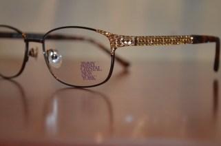 Jimmy Crystal eyewear line