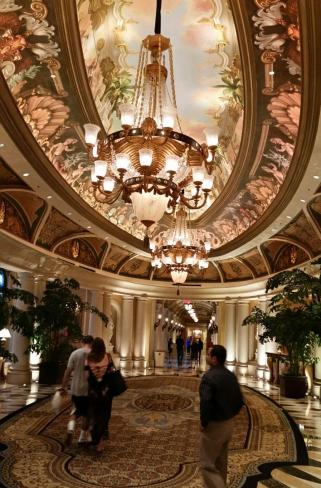The Venetian in Las Vegas at the Vision Expo 2016
