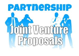 Joint Venture Proposals