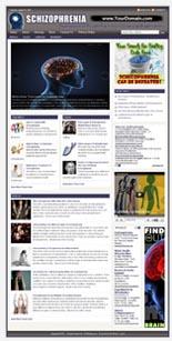 Schizophrenia Niche Website