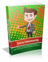 SavvySalesmanship ebook