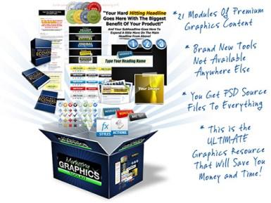 Marketing Graphics Toolkit