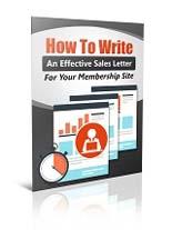 Write Membership