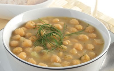 Chickpea Soup from Sifnos (Revithada Sifnou)